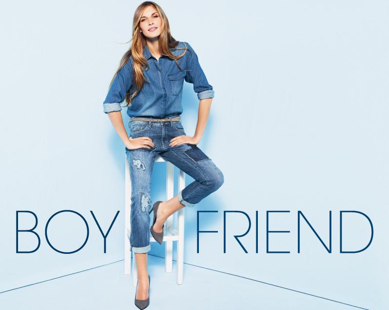 boyfriend jeans von angels