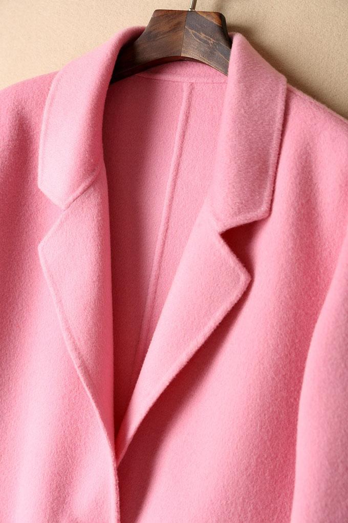 Rosa Mantel Pastell