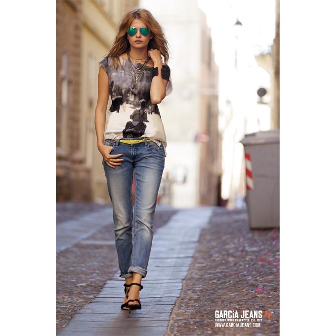 Garcia Jeans Modetrends