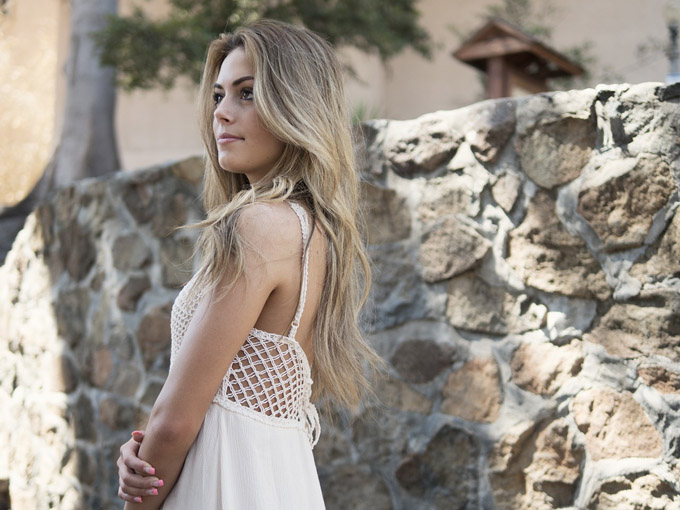 Sommerkleid Weiß Kleid