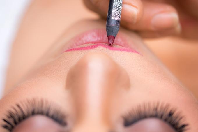 Lipliner Lippenstift Schminken