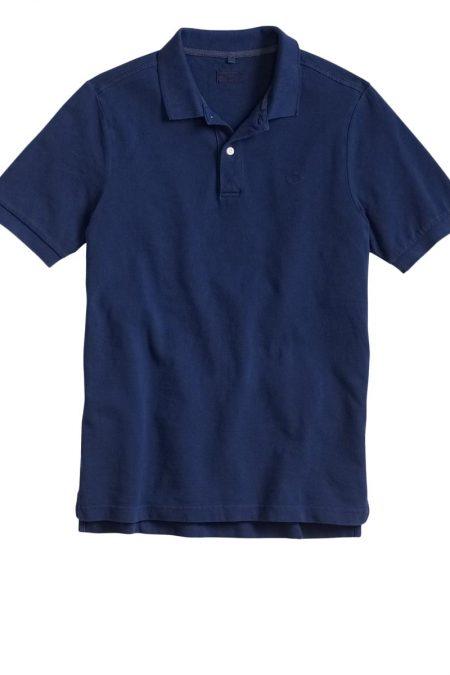 Dockers Pique Polo Shirt Medieval Blue