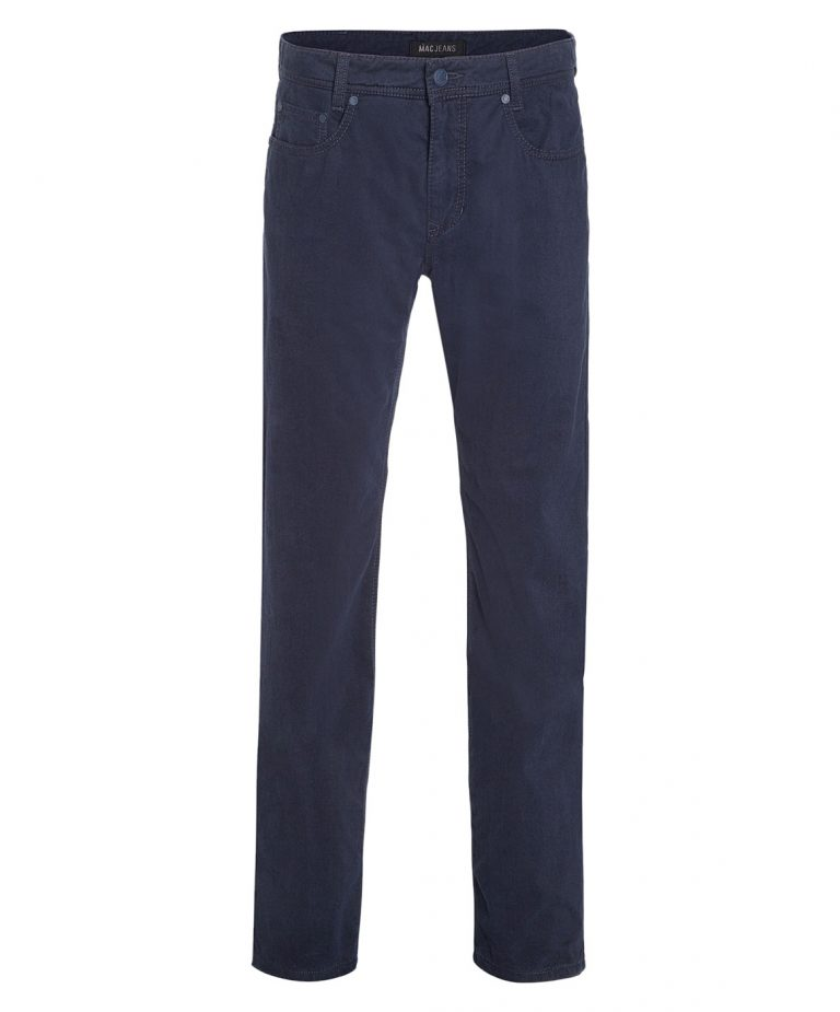 MAC ARNE Hose - Modern Fit - Night Blue