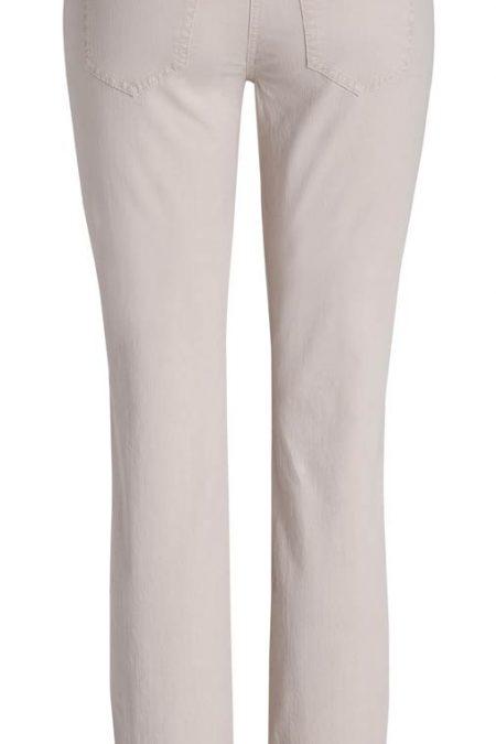 Mac Angela Hose – Slim Fit – Soft Beige