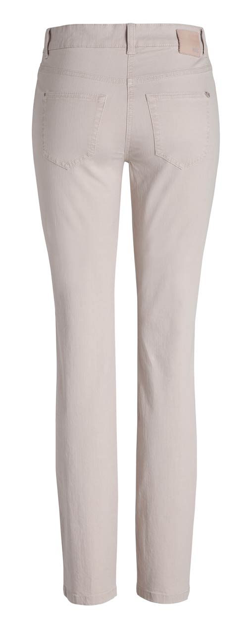 Mac Angela Hose – Slim Fit – Soft Beige