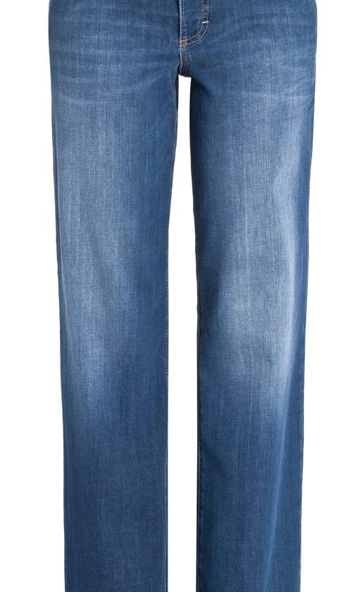 Mac Gracia Jeans - Super Soft - Authentic Mid Blue Used