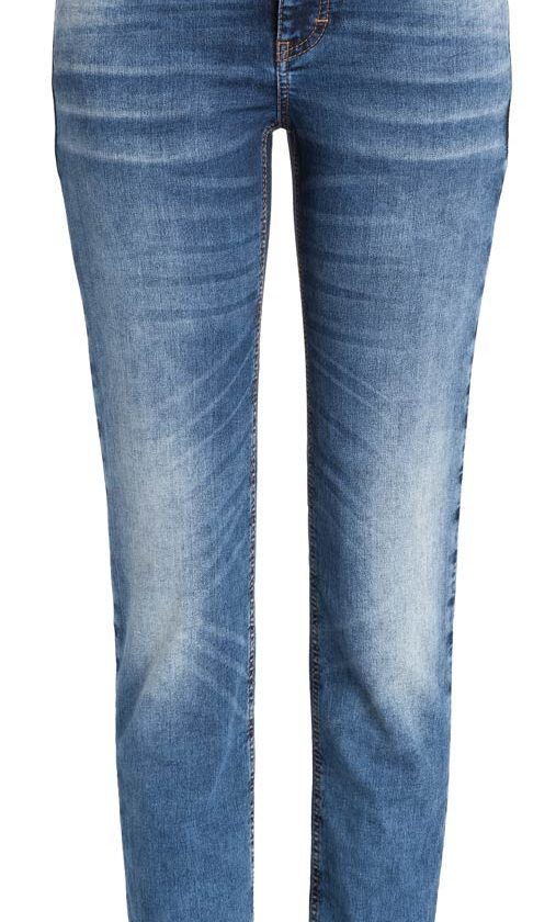 Mac Jogging Pipe Jeans - Random Fancy Wash