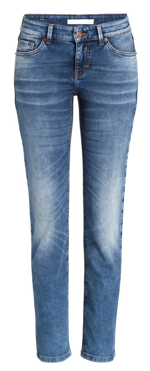 Mac Jogging Pipe Jeans - Random Fancy Wash