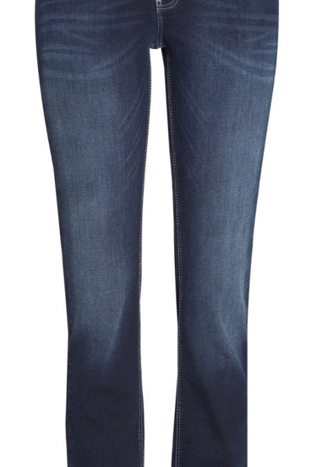 MAC Dream - Jeans Straight Leg - Night Blue Used