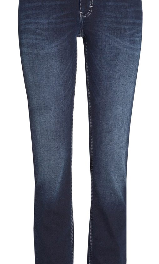 MAC Dream - Jeans Straight Leg - Night Blue Used