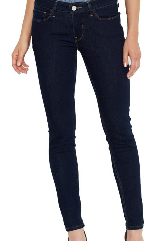 Levis Legging Jeans - Skinny Fit - Canal Rinse