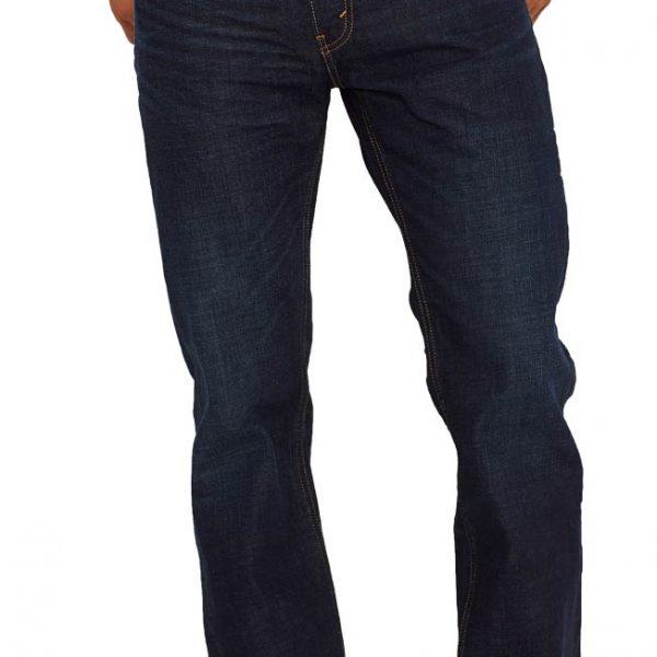 Levis 504 Jeans – Straight Leg – Indigo Black