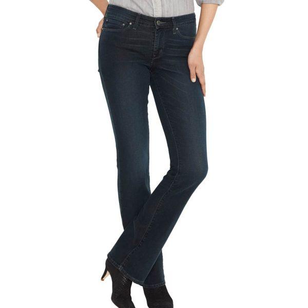 Levis Demi Curve – Bootcut Jeans – Burnt Wood