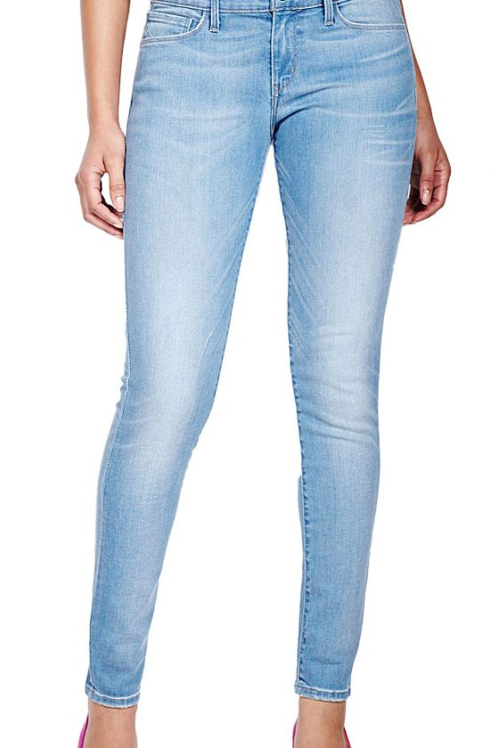 Levis Demi Skinny - Straight Jeans - Electric Land
