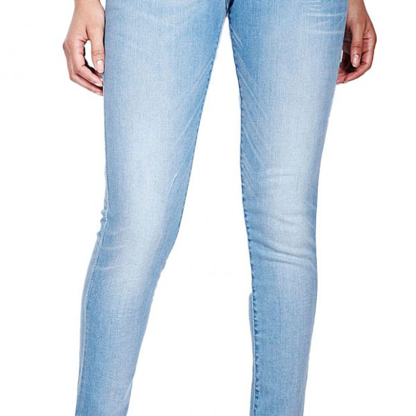Levis Demi Skinny – Straight Jeans – Electric Land
