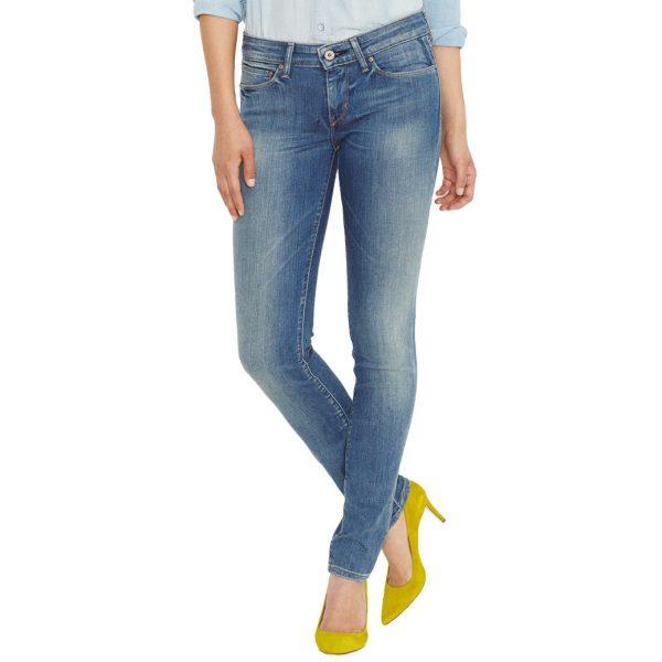 Levis Demi Curve – Skinny Jeans – Sandwashed Shell