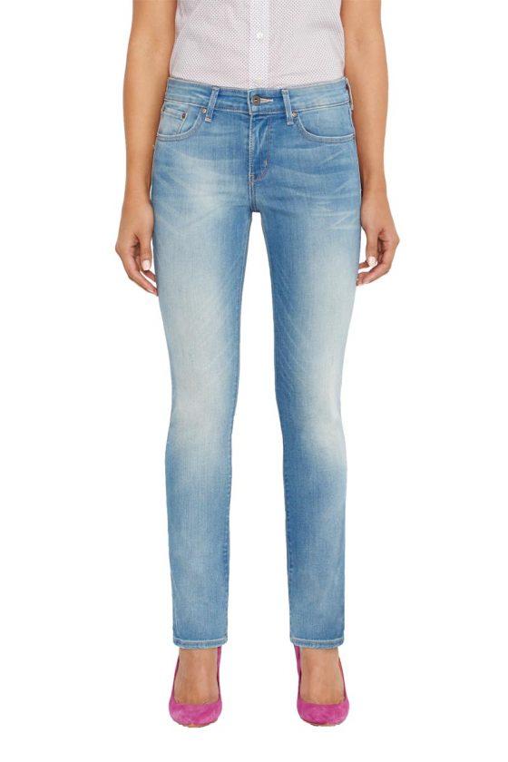 Levis Slight Curve Slim Jeans - Electric Land