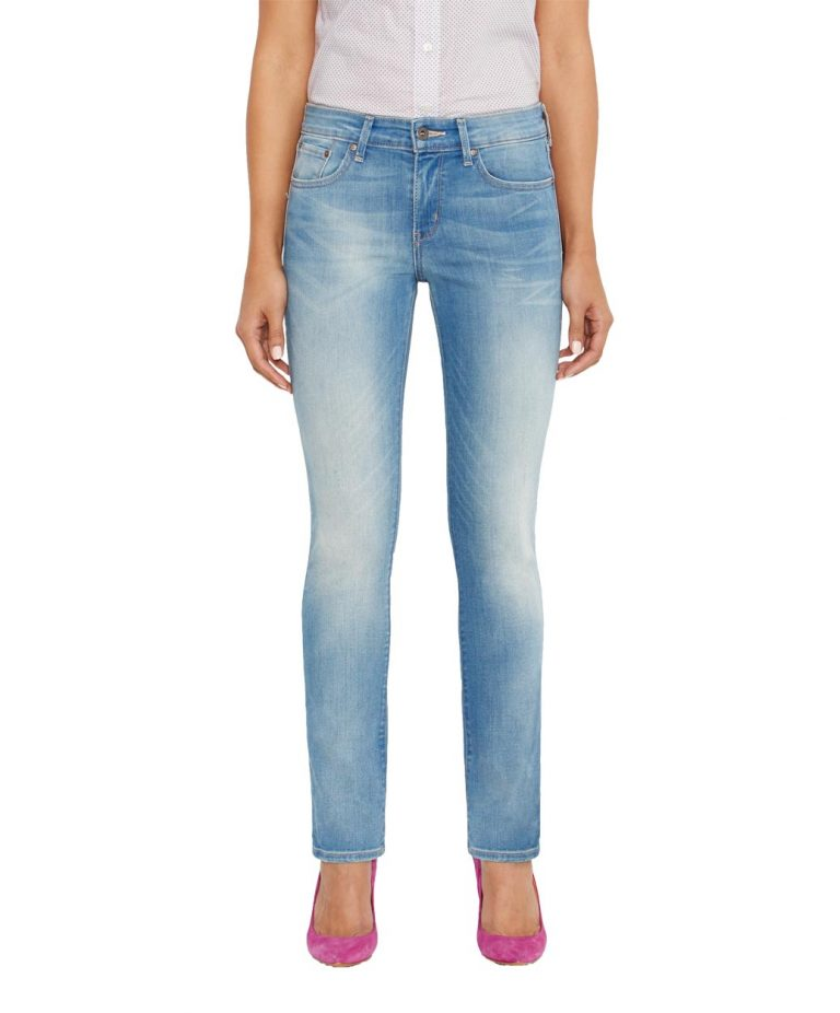 Levis Slight Curve Slim Jeans - Electric Land