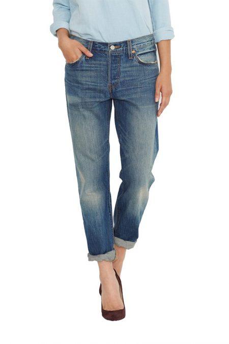 Levis 501 Jeans for Women - Vintage Indigo