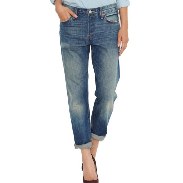 Levis 501 Jeans for Women – Vintage Indigo