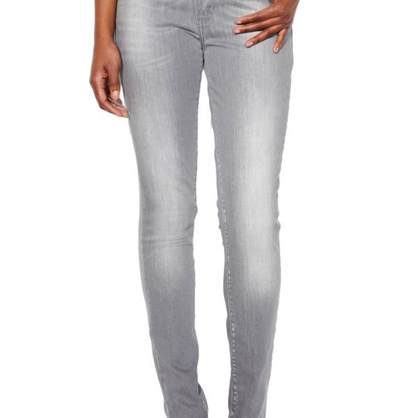 Levis Demi Curve – Skinny Jeans – Grey Freeze