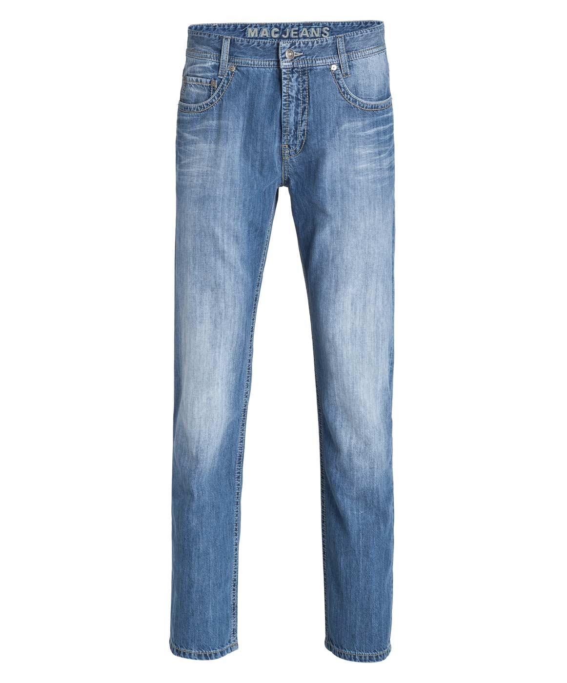 Mac Arne Jeans - Light Denim - Legend Authentic Blue