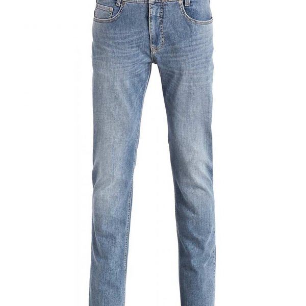 MAC ARNE Jeans – Straight Leg – Light Authentic Used