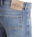 MAC ARNE Jeans - Straight Leg - Light Authentic Used
