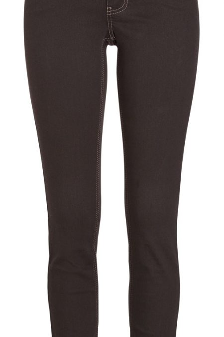 MAC DREAM SKINNY - Jeans Slim Fit - Chocolate Wash