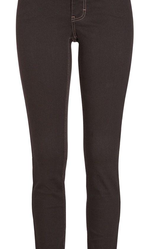 MAC DREAM SKINNY - Jeans Slim Fit - Chocolate Wash