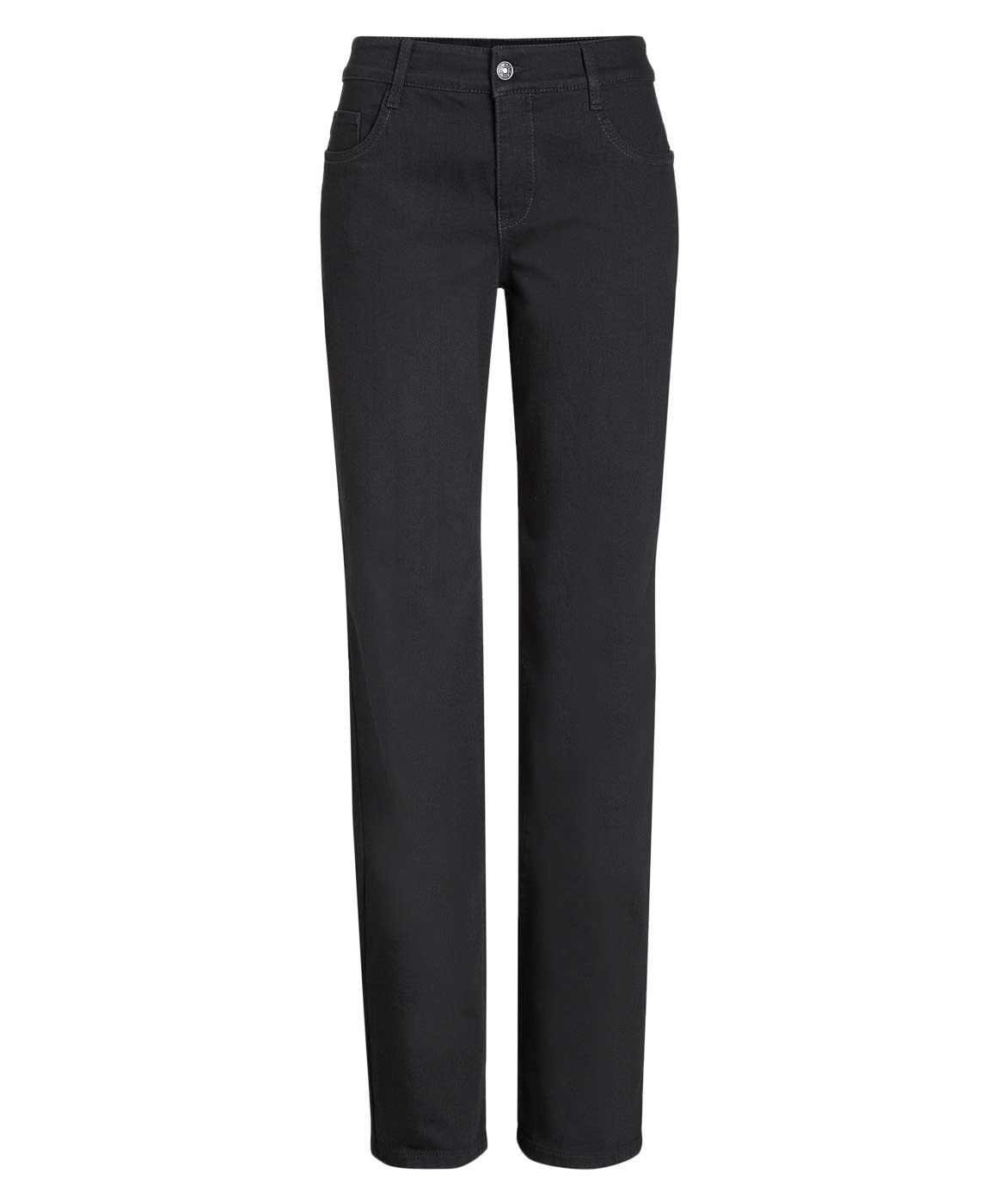 Mac Gracia Jeans - Feminine Fit - Black Black