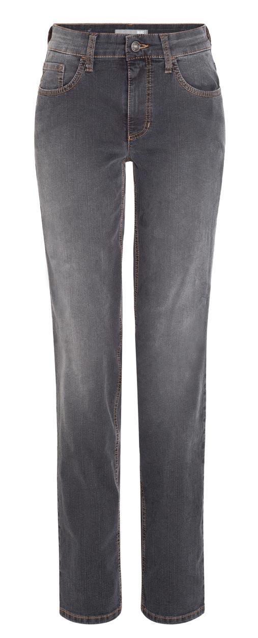 Mac Melanie Jeans - Feminine Fit - Black Bleached