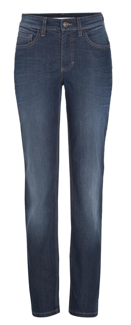 Mac Melanie Jeans - Feminine Fit - Medium Blue Used