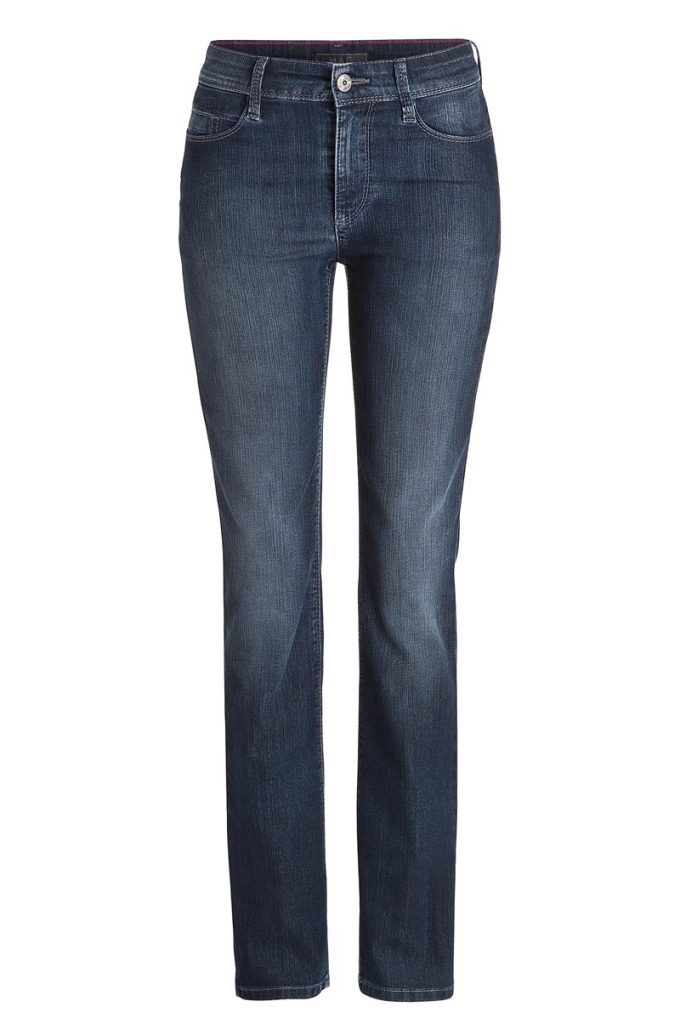 Mac Angela Jeans Slim Fit blue used