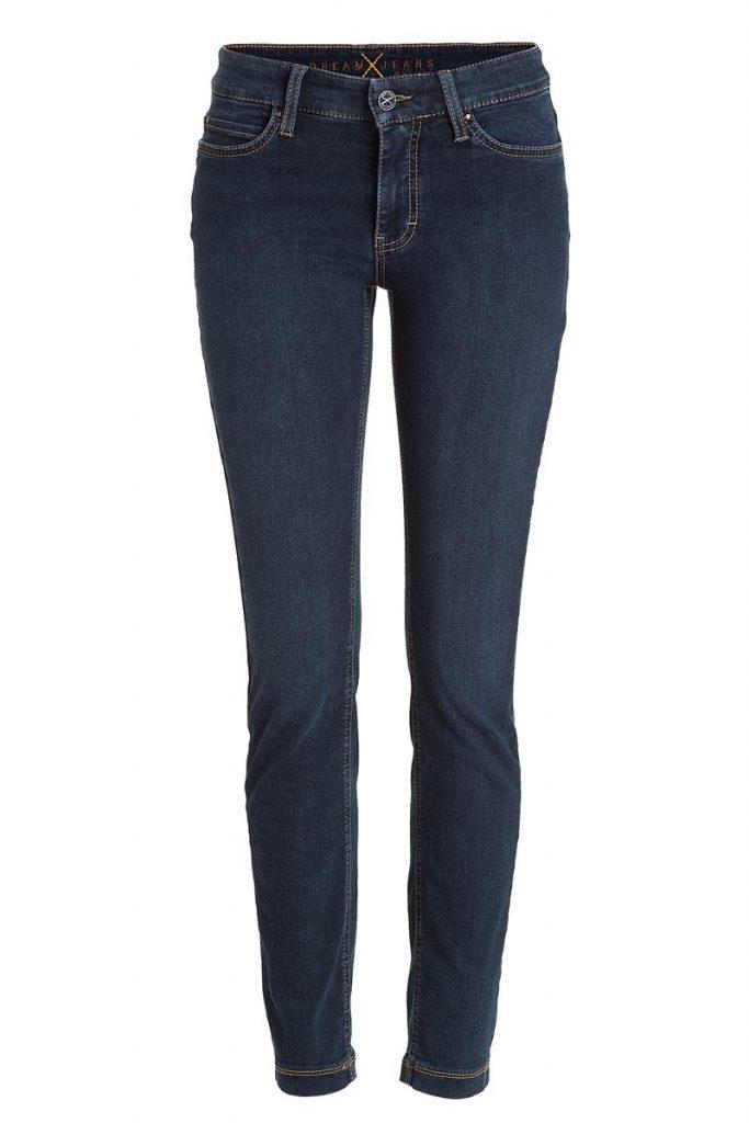 MAC DREAM Skinny Jeans Dark Washed