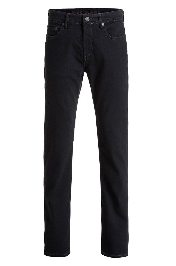 MAC BEN Jeans - Straight Leg - black black