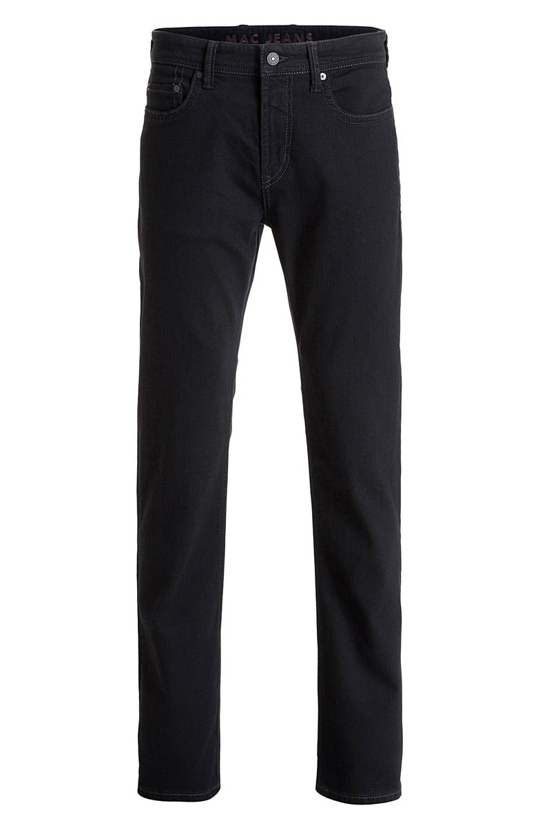 MAC BEN Jeans - Straight Leg - black black