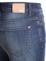 Mac Melanie Jeans - Straight Leg - Vintage Dark Wash