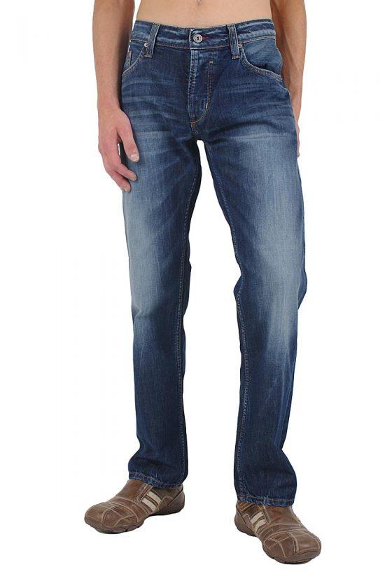 Mustang Michigan Jeans dark rinse used