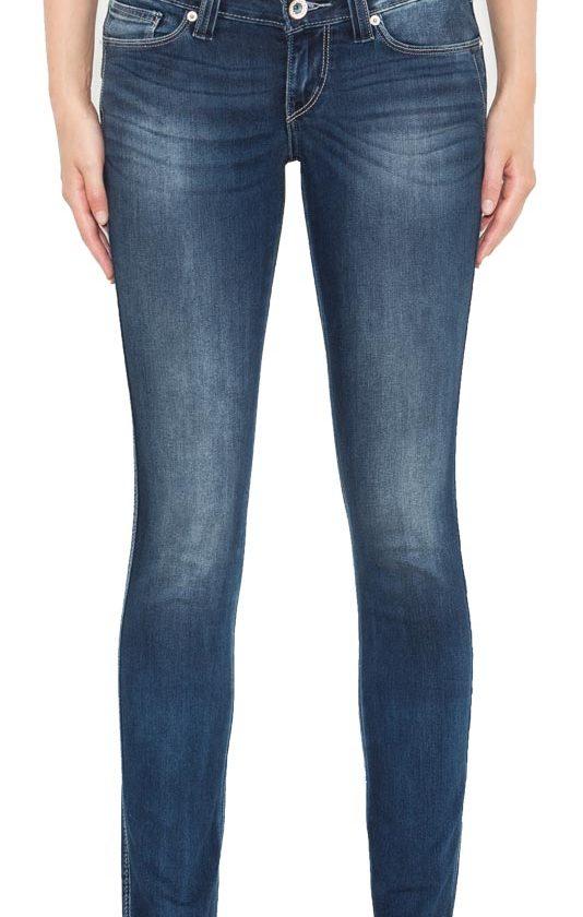 Levis Demi Skinny Jeans - Low Rise - Inked Indigo