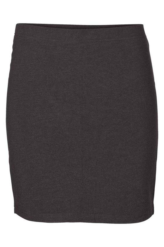 Vero Moda - Mini Rock Skirt Bang - schwarz