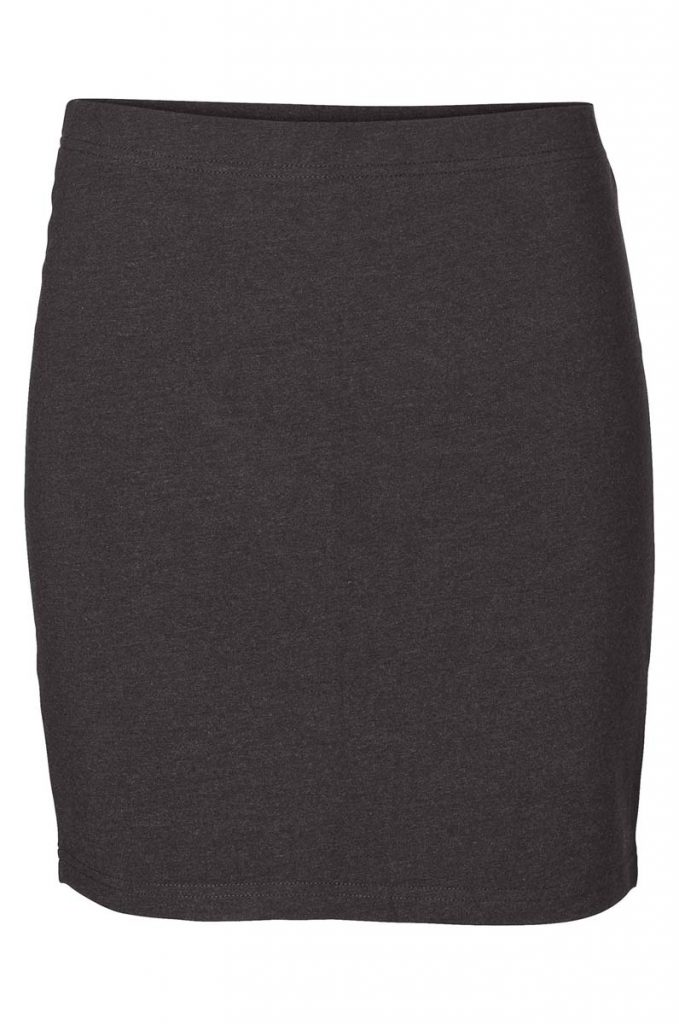 Vero Moda - Mini Rock Skirt Bang - schwarz